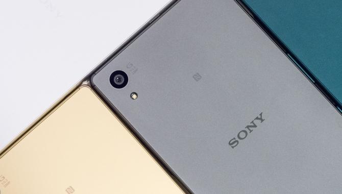 Sony Xperia Z5: Første møde med Sonys tre tenorer