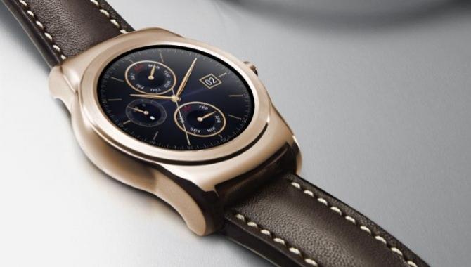 LG smartwatch rygtes med bedste opløsning hidtil
