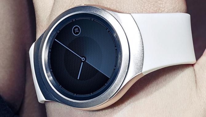 Samsung fremviser rundt smartwatch: Gear S2