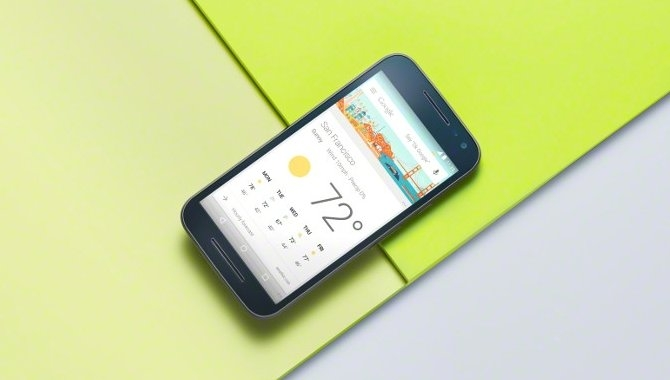 Motorola afslører ny Moto G med kamera i topkvalitet
