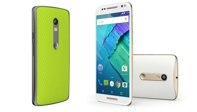 Motorola lancerer elegant Moto X Style og billigere Moto X Play