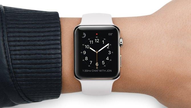 Apple erobrer 75 % af smartwatch-markedet på 3 måneder