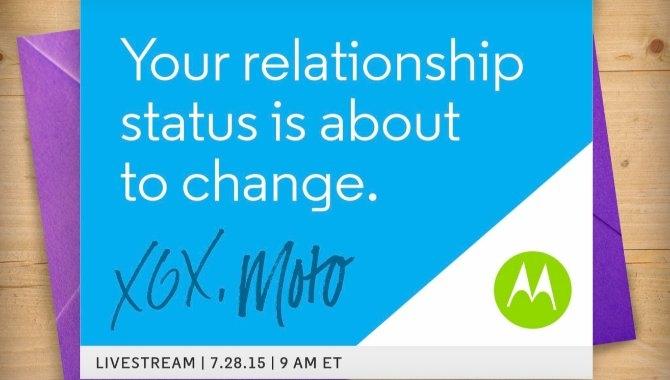 Motorola inviterer til event i næste uge