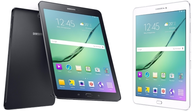 Samsung lancerer supertynd Galaxy Tab S2