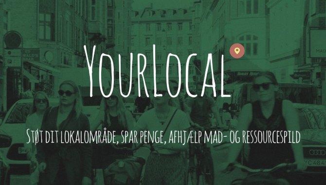 YourLocal: Få spontane tilbud på mobilen og bekæmp madspild [TIP]