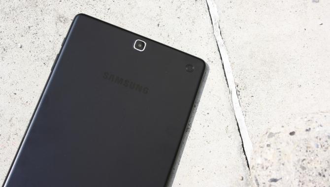 Samsung Galaxy Tab A 9.7: A for almindelig [TEST]