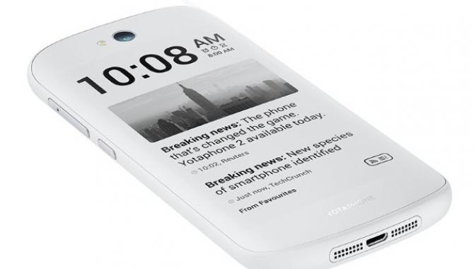 YotaPhone 3 kan være på vej