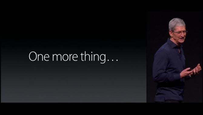 Apple WWDC: Her er nyhederne