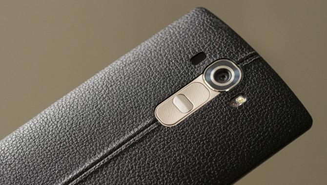 LG G4 – Enestående kamera og læder der lokker [TEST]