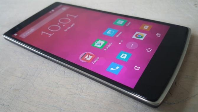 OnePlus One: skærmproblemer tilsyneladende løst