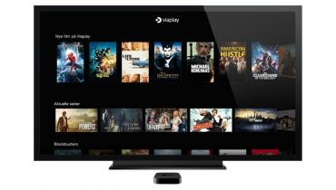 Viaplay klar med app til Apple TV