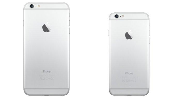 iPhone 6s og iPhone 6s Plus får topspecifikationer