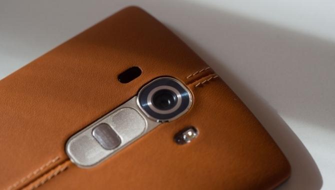Første batteritest af LG G4 viser middelmådigt batteri