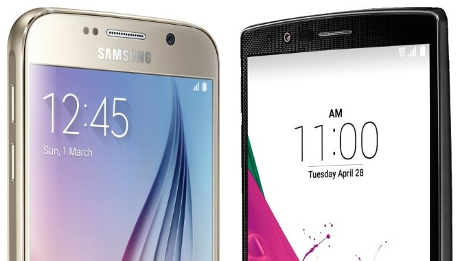Stor kameratest af LG G4 mod Samsung Galaxy S6 (video)
