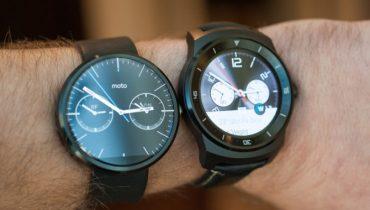 LG G Watch, G Watch R og Asus ZenWatch får ikke WiFi