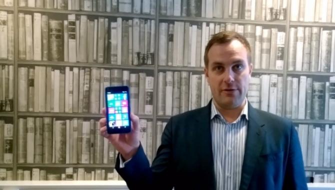 Microsoft Lumia 640 – klar til test