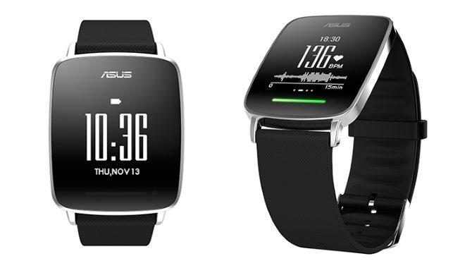 ASUS VivoWatch: Nyt fitness-ur med 10 dages batteri
