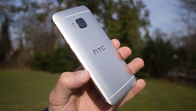HTC One M9 videotest [WEB-TV]