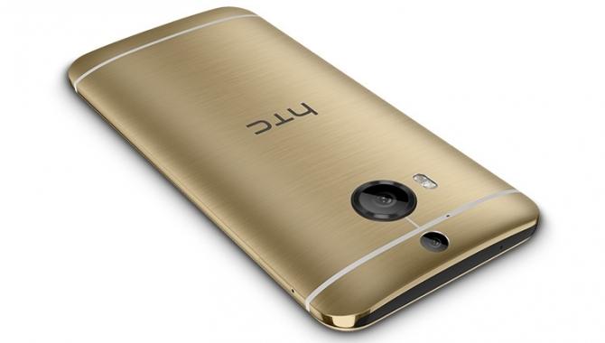 HTC One M9 Plus: ny topmobil – kun i Kina