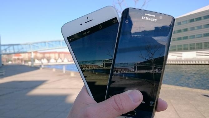 Kameraduel: Apple iPhone 6 Plus vs. Samsung Galaxy S6 Edge