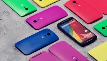 Motorola lancerer 4G-opgraderet Moto G