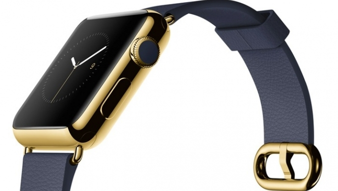 Derfor er Apple Watch Edition ekstrem dyr