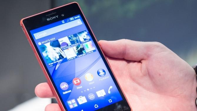 Sony Xperia M4 Aqua: Første kig [WEB-TV]