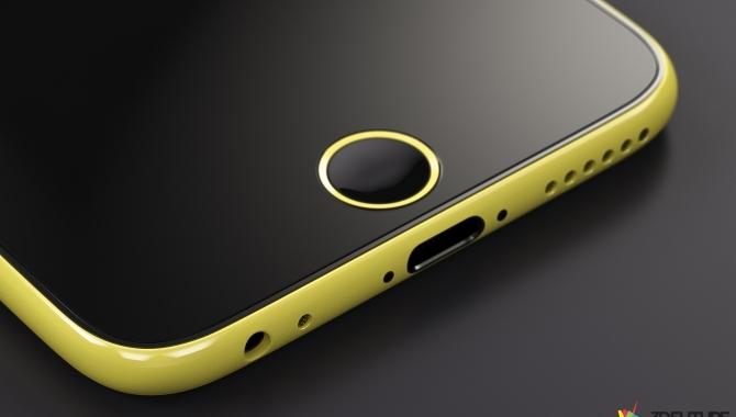 Sådan kan iPhone 6C komme til at se ud