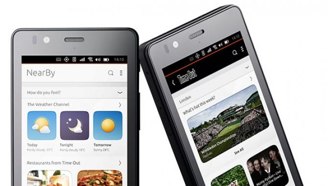 Første Ubuntu-mobil er klar – til de hurtige