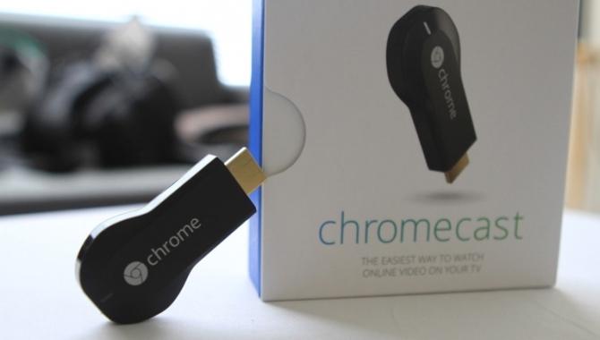 Chromecast runder en milliard afspilninger