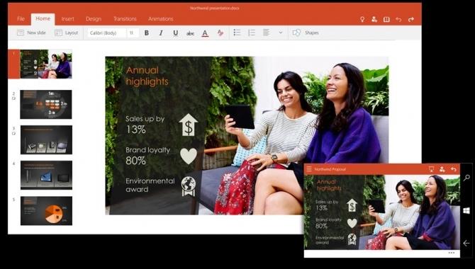 Nyt Microsoft Office til alle platforme
