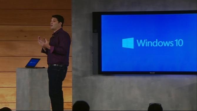 Windows 10 – her er nyhederne