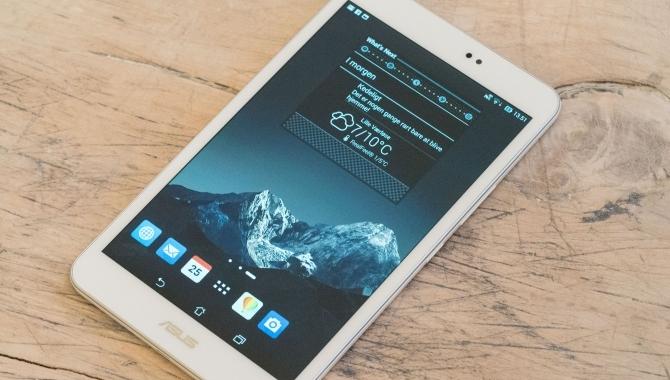 Asus Memopad 8 ME581CL: Fyrig 4G i fleksibel tablet [TEST]