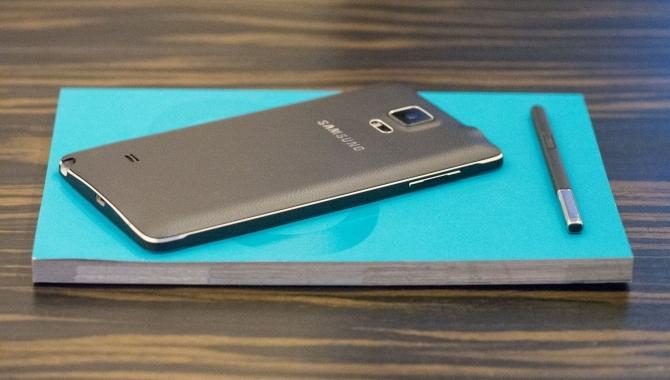 Samsung Galaxy Note 4: Bedre, men ikke større [TEST]