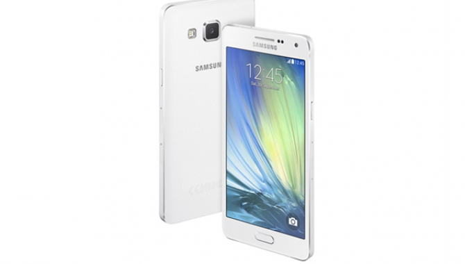 Samsung lancerer to metalmobiler: Galaxy A3 og A5