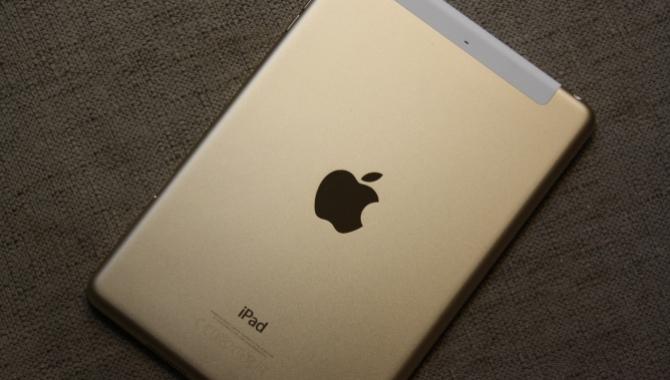 Apple iPad Mini 3: Guldlok skuffer [TEST]