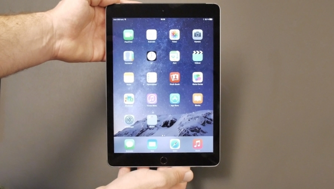 Apple iPad Air 2: Det første møde [WEB-TV]