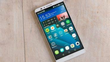 Huawei Ascend mate 7: en businessmobil er født [TEST]