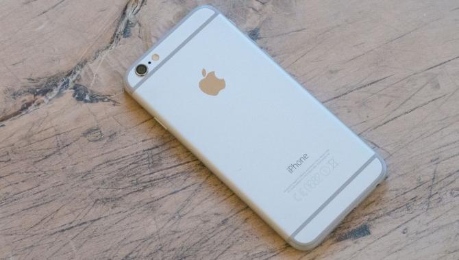 iPhone 6 i farvevanskeligheder