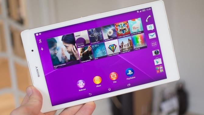Sony Xperia Z3 Tablet Compact: En vaks vandhund [TEST]