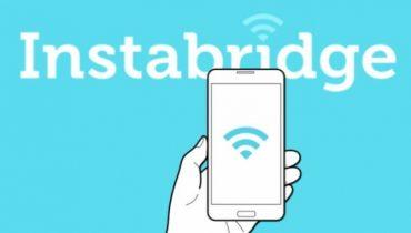 Instabridge ønsker at erstatte din telefons WiFi-manager
