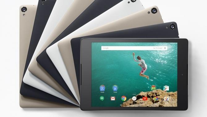 HTC Nexus 9 – Google lancerer eksklusiv tablet