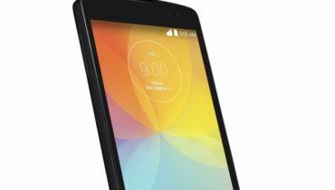 LG præsenterer LG F60 – 4G til de prisbevidste