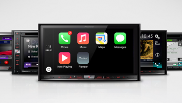 Pioneer nu klar med Apples CarPlay