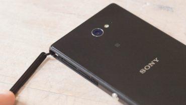 Sony Xperia M2 Aqua: Blandede, men vandtætte bolcher [TEST]