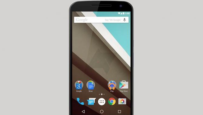 Nexus 6 bekræftet, den bliver stor!