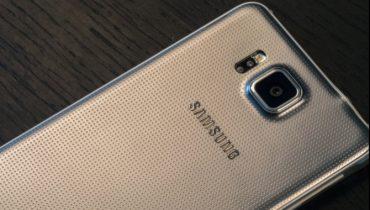 Samsung Galaxy Alpha: Elegant muskelmobil [TEST]