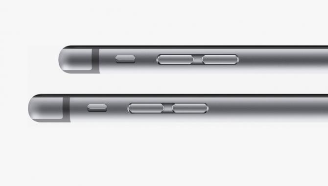 iPhone 6 Plus i lommen kan være risikabelt