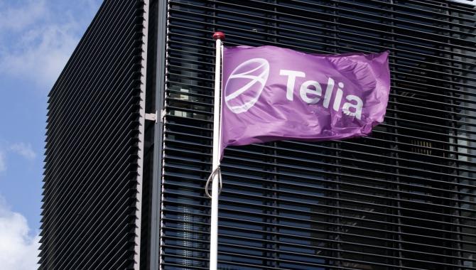 Telia tilbyder fri tale i EU for erhvervskunder