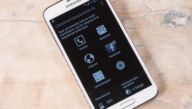 Samsung driller igen Apple med batteritid
